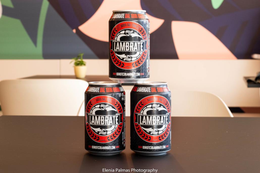 Birra del birrificio Lambrate da Room 49 Bistrot a Quartu Sant'Elena