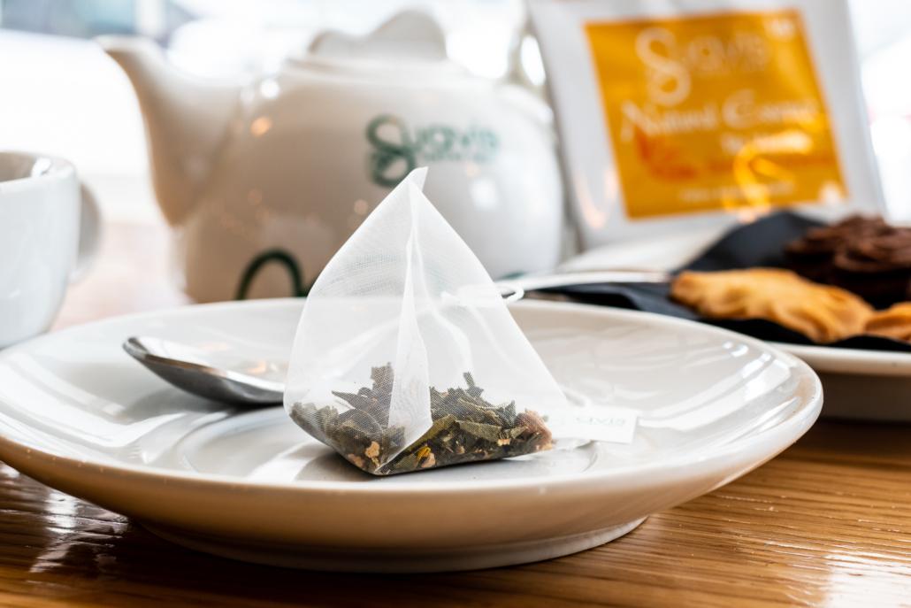 I migliori tè, tisane e infusi? Da Room 49 Bistrot a Quartu Sant'Elena.