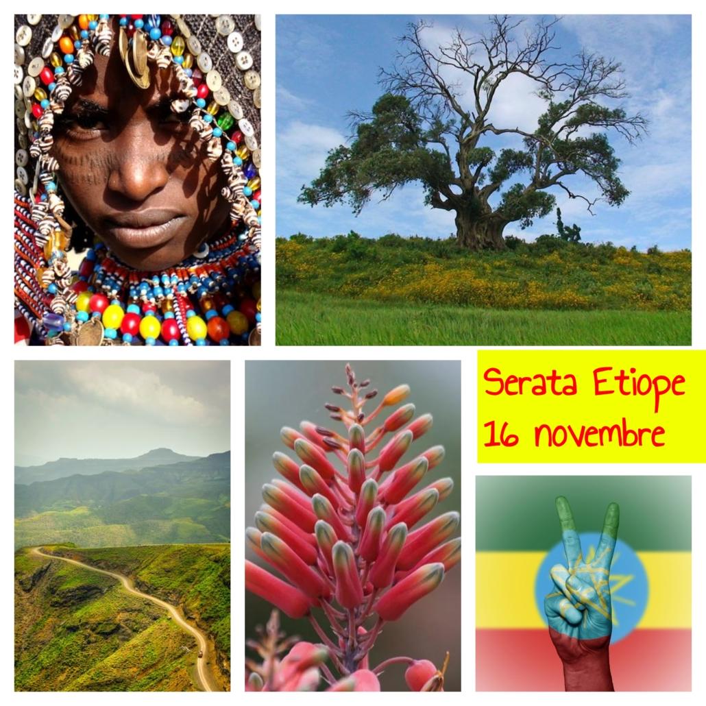 Aperitivo Etiope da Room 49 Bistrot a Quartu Sant'Elena
