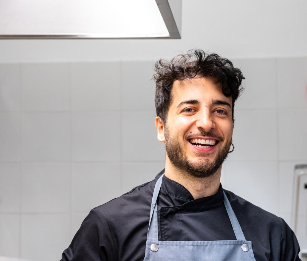 Uno chef di valore da Room 49 Bistrot a Quartu Sant'Elena.